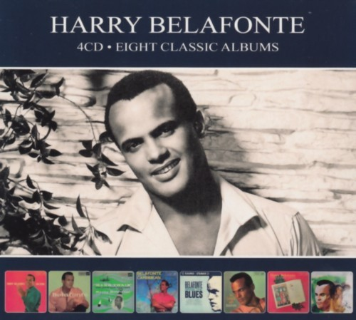 Harry Belafonte - Eight classics albums (4 CDs)