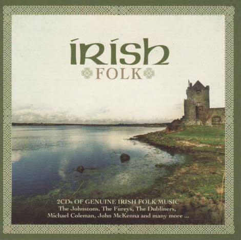 Various - Irish folk (2 CDs)