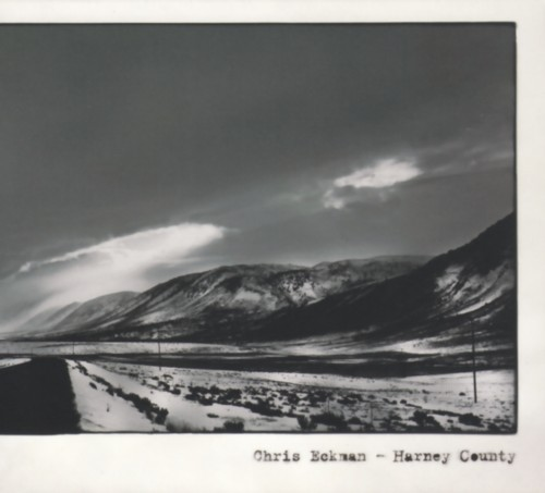 Chris Eckman - Harney county