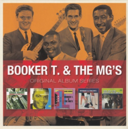 Booker T. & The MG's - Original album series (5 CDs)