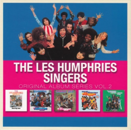The Les Humphries Singers - Original album series vol. 2 (5 CDs)