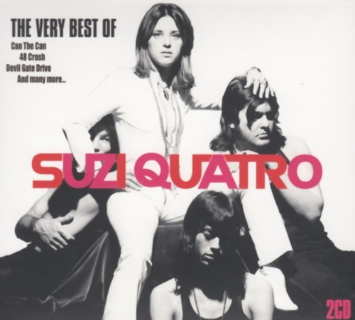 Suzi Quatro - The very best of (2 CDs)